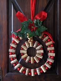 wine u0026 cork diy wine cork christmas wreath