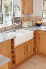 Zebrano Kitchen Cabinets by 7 Best Lacquered Oak Shaker Kitchen Case Study Images On Pinterest
