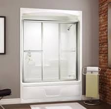 bathtub shower unit maax studio 1 piece tub shower including roof cap bath shower