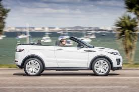 evoque land rover convertible new land rover range rover evoque convertible 2 0 si4 hse dynamic