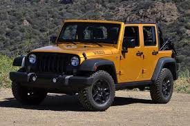 jeep willys 2015 4 door 2014 jeep wrangler unlimited willys wheeler edition real world