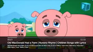 amazon com flickbox kids songs and rhymes appstore for android