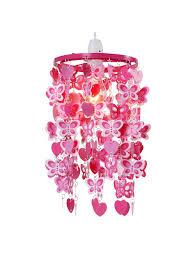 Children Bedroom Lighting Children S Bedroom Pendant Ceiling Light Shade Width Pink Hearts
