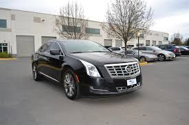 cadillac xts livery 2014 cadillac xts livery package chantilly virginia cartrust