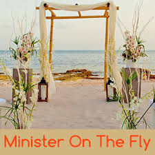 wedding arches houston houston area lgbt wedding officiant minister on the fly