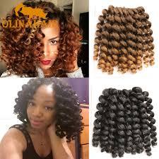 ombre crochet braids online shop 8 10 inch wand curl crochet hair extensions ombre