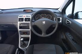 peugeot jeep interior peugeot 307 review and photos