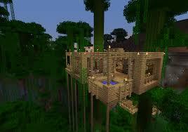 Jungle Tree House  Screenshots  Show Your Creation  Minecraft