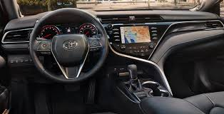 land wind interior 2018 toyota camry features