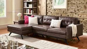 Sectional Sofas Overstock Loveseat Best Sectional Sofas For Small Spaces Overstock Small