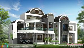 half round roof unique house design kerala home design bloglovin u0027
