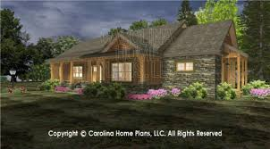 Craftsman Cabin by 3d Images For Chp Sg 1688 Aa Small Craftsman Cabin 3d House Plan
