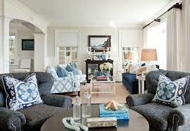 Coastal Home Interiors Beach House Tour Beach House With Classic Coastal Interiors