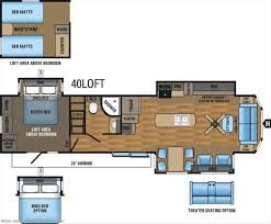 j11293 2017 jayco bungalow 40loft front living room triple