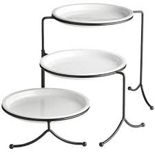 3 tier buffet server set i bought this at xmas great for sweet