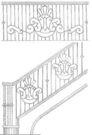 Grills Stairs Design Stair Railing Designs Isr046 Mmhc Public Pinterest Railing