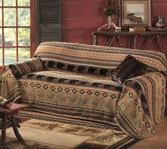 western throws for sofas western style sofa covers sofa ideas