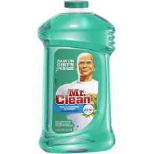 Dow Bathroom Cleaner by Mr Clean Multi Surface Cleaner Meadows U0026 Rain Scent 40oz