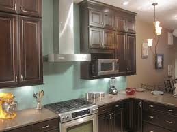 frosted glass backsplash in kitchen how to install a solid glass backsplash diy network glass
