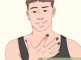image titled paint your nails for school if you are a guy step 12