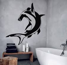 compare prices on predator decal online shopping buy low price wall stickers vinyl decal fish hammerhead shark ocean predator free shipping china mainland