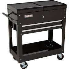 Work Table With Stainless Steel Top 49 by Work Cart Luxor Lpt42 Utility Work Cart 24 X 32 X 42 Jensen Tools