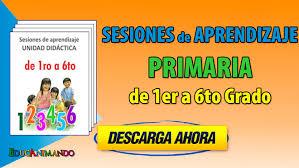 sesiones desarrolladas de religion sesiones de aprendizaje de 1ro a 6to grado material para maestros