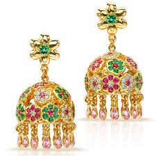 pagoda earrings flower pagoda earrings