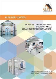 clean room doors manufacturers
