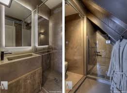 best 30 small bathroom designs slanted ceiling design inspiration