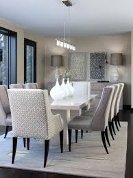 Grey And Black Chair Design Ideas Grey Dining Room Ideas Plush Light Grey Dining Room Black