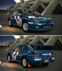subaru rally wrx subaru impreza sedan wrx sti rally car u002705 by gt6 garage on deviantart