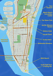 Map Of South Beach Miami by Floride U2013 Miami South Beach U2013 La Vie D U0027expatries A Los Angeles