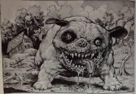 fearless swamp dog