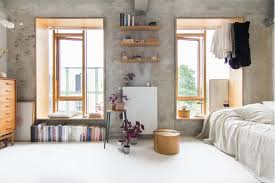 No Curtains Small Yet Functional Apartment Of Just 25 Square Meters Digsdigs