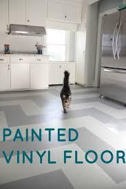 Best  Painted Vinyl Floors Ideas On Pinterest Floor Paint - Cheap bathroom vinyl flooring 2