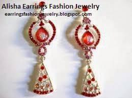 mr t earrings earring fashion girl stylish kundan jewelry 25