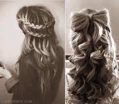 bow hair braid wrap and bow hair pictures photos and images for