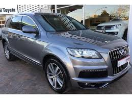 audi q7 autotrader used audi q7 2013 cars for sale on auto trader