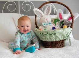 baby s easter gifts baby s easter basket the girl in the shoes