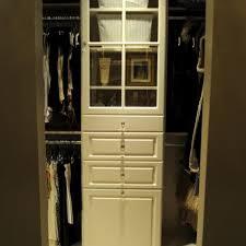 dark brown closet walk in decor california closets jewelry
