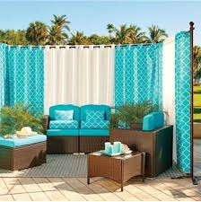 Outdoor Privacy Curtains How To Select Outdoor Curtains That Make A Difference Blogalways