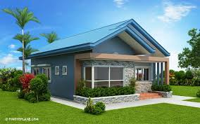 Three Bedroom House Design Pictures Three Bedroom House Plan With Total Floor Area Of 82 Square Meters
