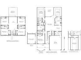 apartments house plans over garage craftsman house plan main