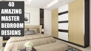 40 amazing master bedroom designs interiors bonito designs