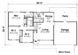 contemporary floor plans house plan 24305 at familyhomeplans