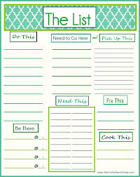 daily to do list template sogol co