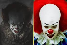 Pennywise Halloween Costume Bill Skarsgård Scarier Pennywise Tim Curry Tylt