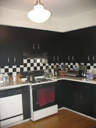 black and white kitchen backsplash category kitchen home decor chic morespoons