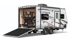 ultra light toy hauler toy hauler travel trailers top 8 brands 42 models best travel